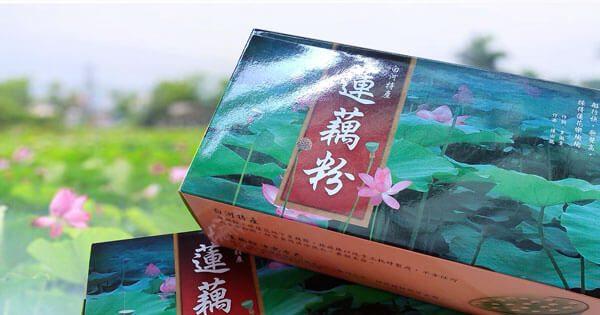 白河蓮藕粉