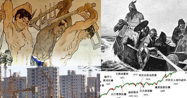 中美的博弈,也可以說是兩大經濟泡沫的博弈。